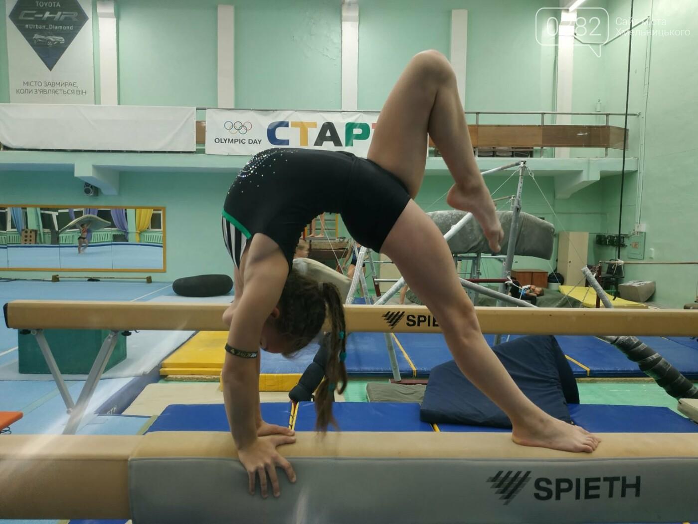 Хмельничанка зійшла на п'єдестал всеукраїнських змагань зі спортивної гімнастики, фото-2