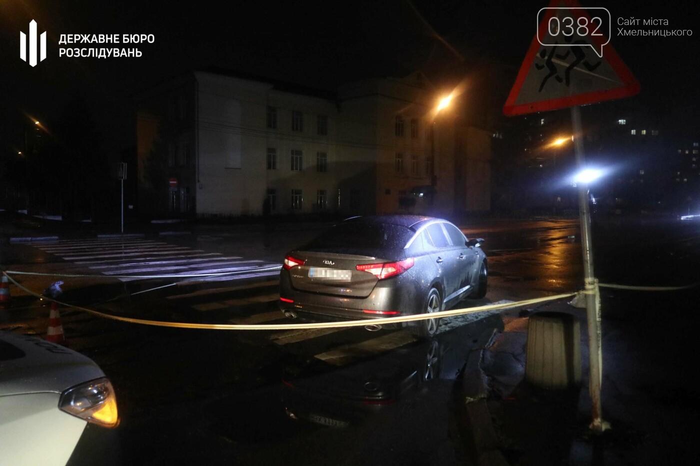 Залишив місце ДТП: На Хмельниччині посадовець збив двох жінок на пішохідному переході , фото-1