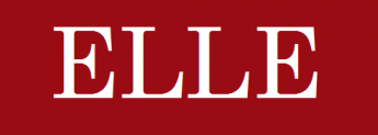 Логотип - ELLE, магазин жіночого одягу та стильного взуття у Хмельницькому
