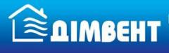 Логотип - Дімвент, системи вентиляції та кондиціонування у Хмельницькому