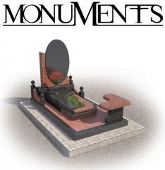 """Логотип - ТОВ """"МГК – Граніт"""", вироби з граніту Хмельницький, пам'ятники Хмельницький"""
