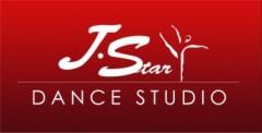 Логотип - J-Star Dance Studio, школа танців у Хмельницькому