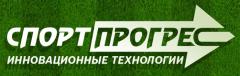 Логотип - Спорт-Прогрес, покриття для дитячих та спортивних майданчиків у Хмельницькому