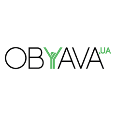 Логотип - Дошка оголошень Хмельницького - OBYAVA.ua