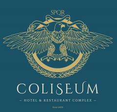 Логотип - Колізей, готельно - ресторанний комплекс у Хмельницькому