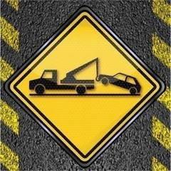 Логотип - АвтоВантаж, послуги евакуації автомобілів у Хмельницькому