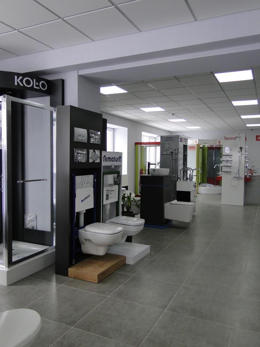 """Відкриття нового магазину """"СанТехМаркет"""" у Хмельницькому, фото-9"""