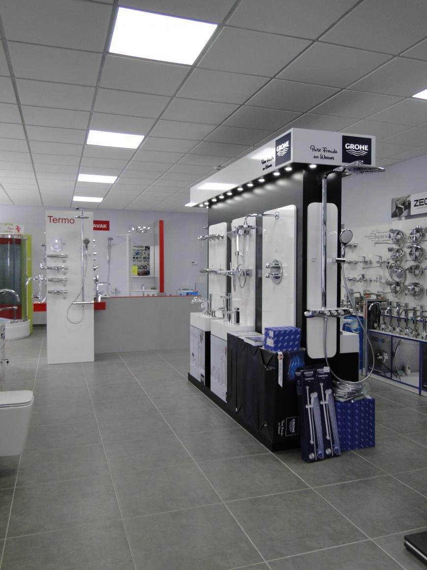 """Відкриття нового магазину """"СанТехМаркет"""" у Хмельницькому, фото-8"""