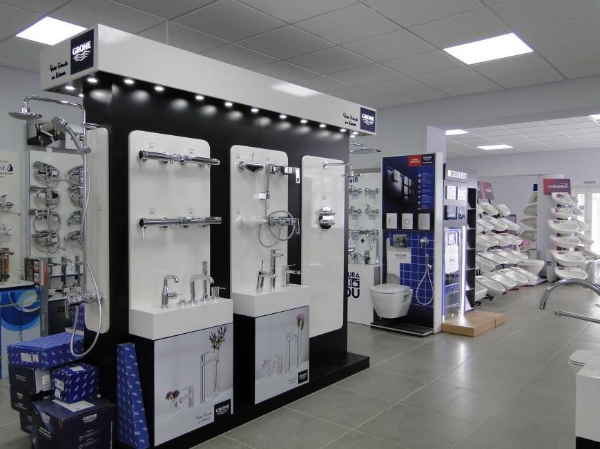 """Відкриття нового магазину """"СанТехМаркет"""" у Хмельницькому, фото-23"""