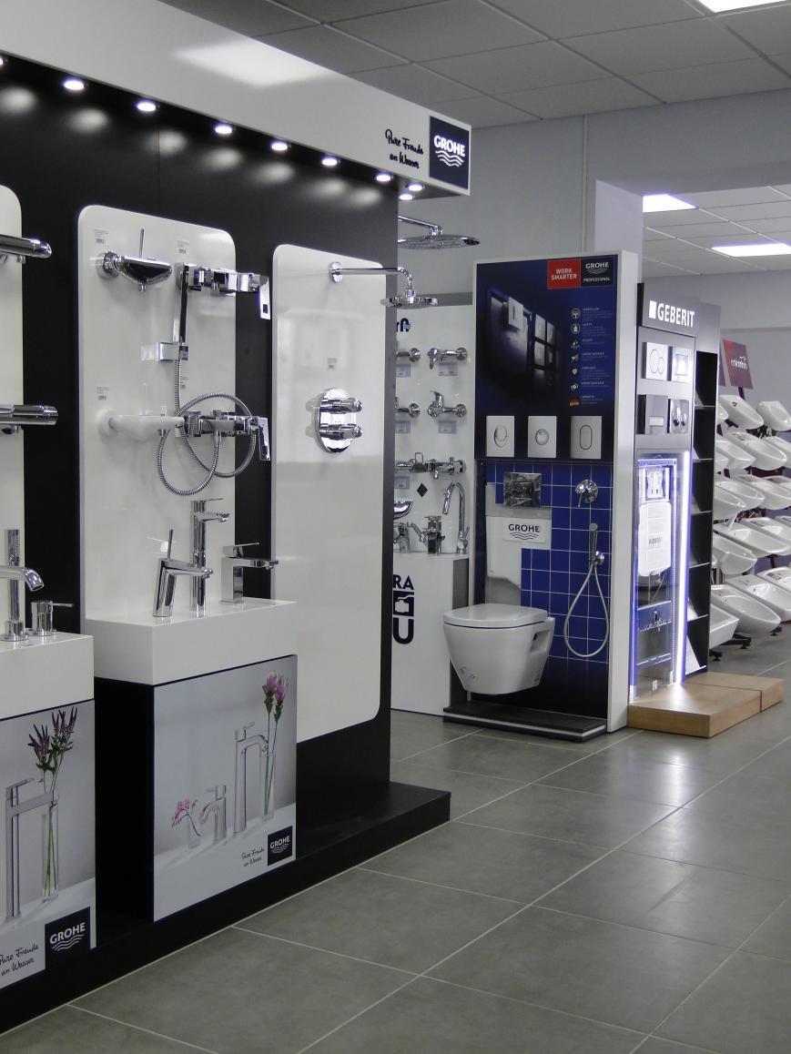 """Відкриття нового магазину """"СанТехМаркет"""" у Хмельницькому, фото-15"""