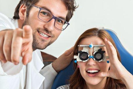 Діагностика зору, фото-1