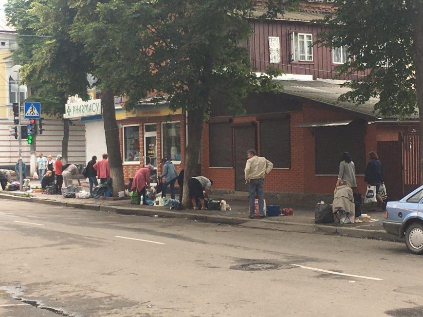 Фотофакт: стихійники повернулися на Проскурівського Підпілля, фото-1