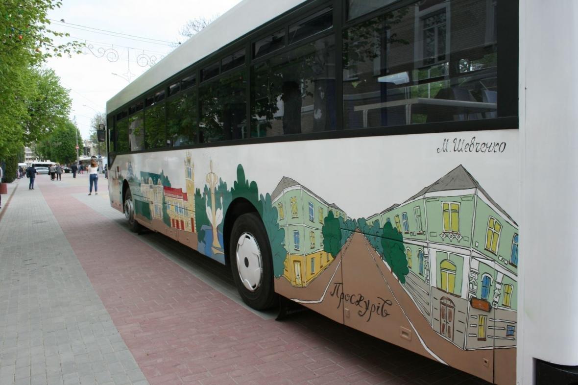У Хмельницькому з'явилися гіди, що проводитимуть автобусні та піші екскурсії (Фото), фото-1
