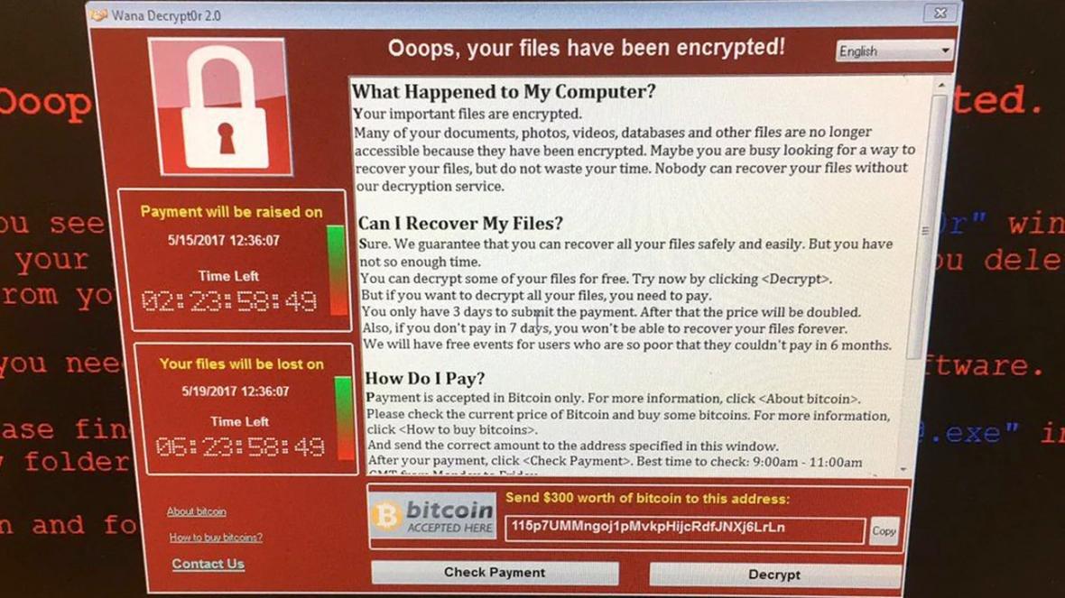 Вірус Petya.А.: Найбільша хакерська атака на Україну. Паралізовано банки, держоргани, ЗМІ, фото-1