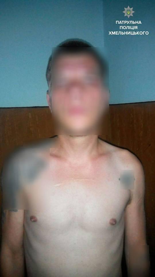 """Патрульні затримали грабіжників, які """"працювали"""" на Проскурівській, фото-1"""