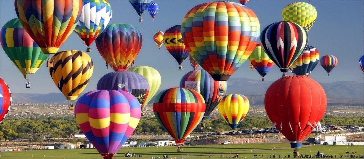 Фестиваль повітряних куль «Олександрійська феєрія»!