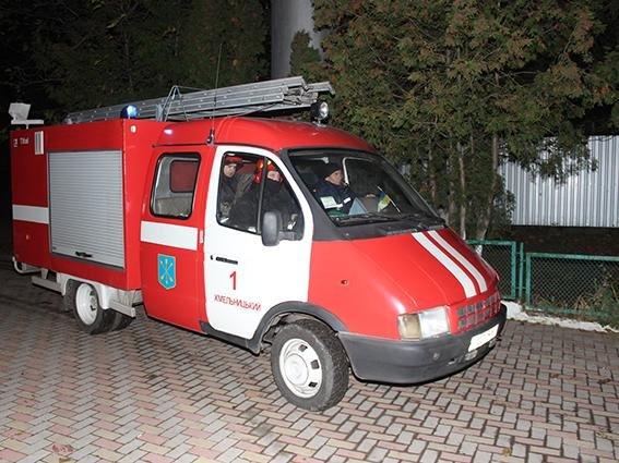 У Хмельницькому під час пожежі у центрі соціально-психологічної реабілітації врятовано 38 дітей, фото-2