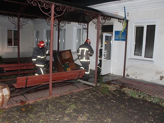 У Хмельницькому під час пожежі у центрі соціально-психологічної реабілітації врятовано 38 дітей, фото-3