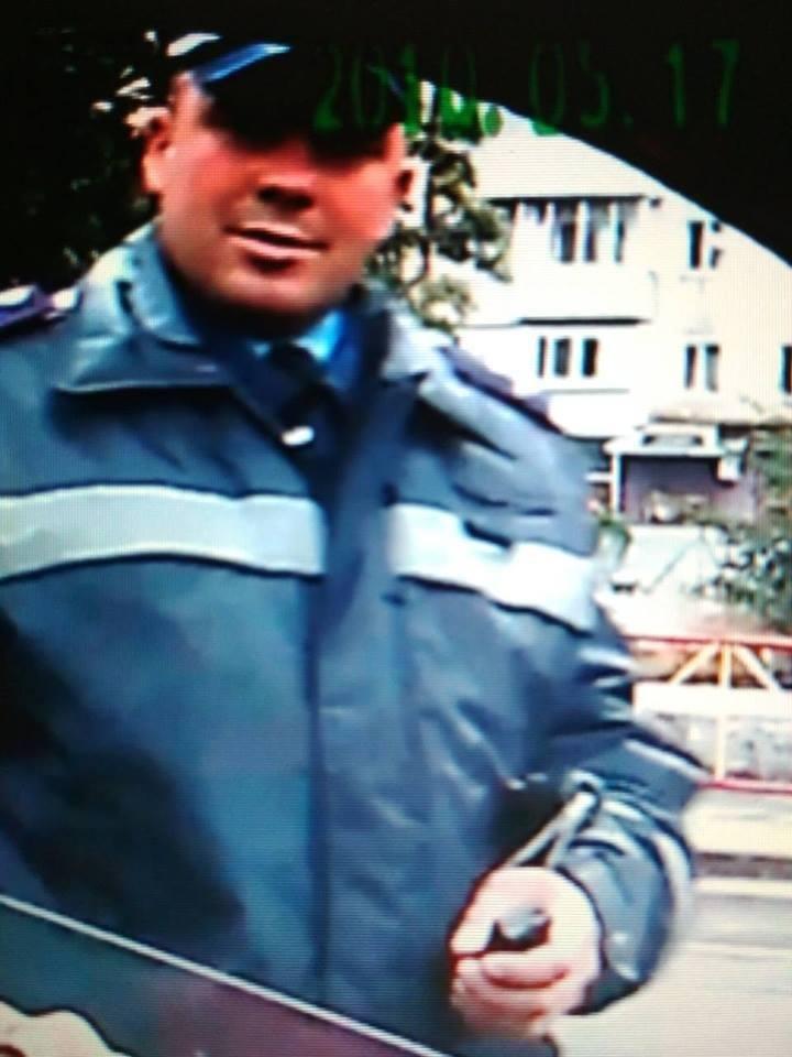 Хмельницького патрульного підозрюють у нетверезому водінні, фото-1