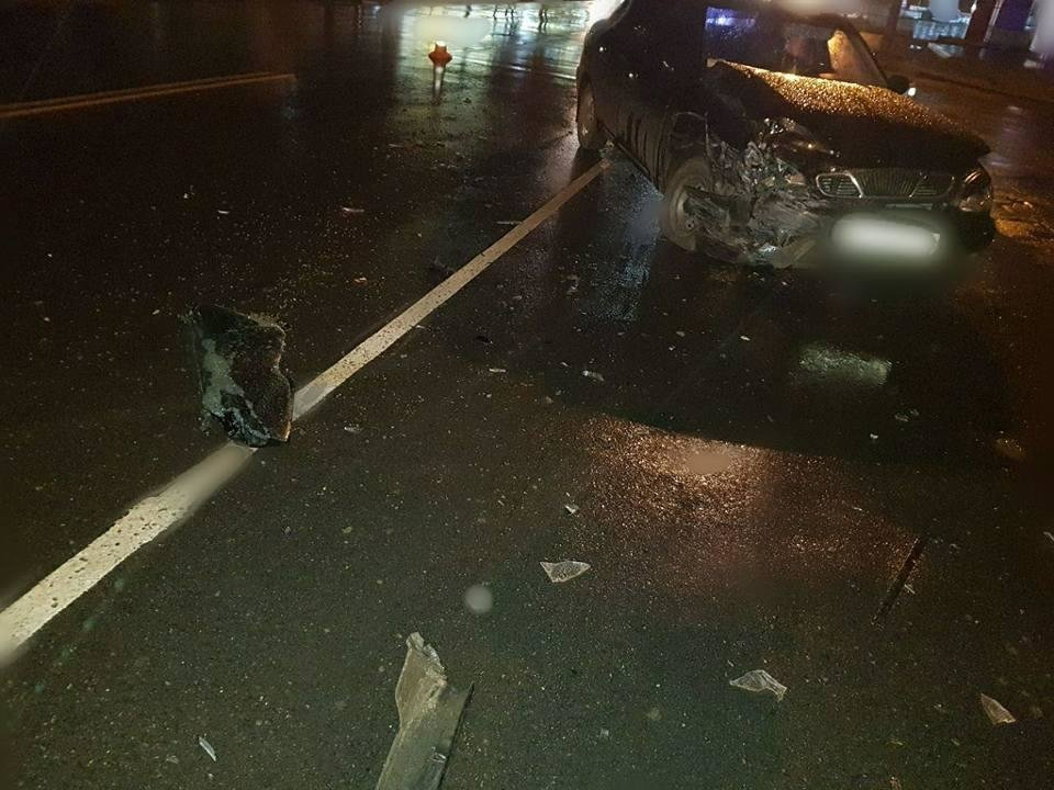 У Хмельницькому при зіткнення автомобілів постраждали водії (Фото), фото-1