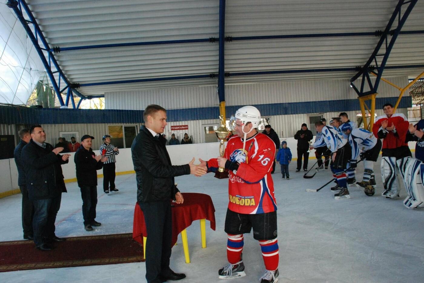 У Хмельницькому стартував новий хокейний сезон (Фото), фото-3
