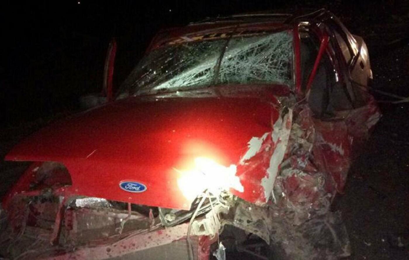 Моторошне зіткнення автомобілів у Хмельницькому: в аварії постраждала дитина (Фото), фото-5