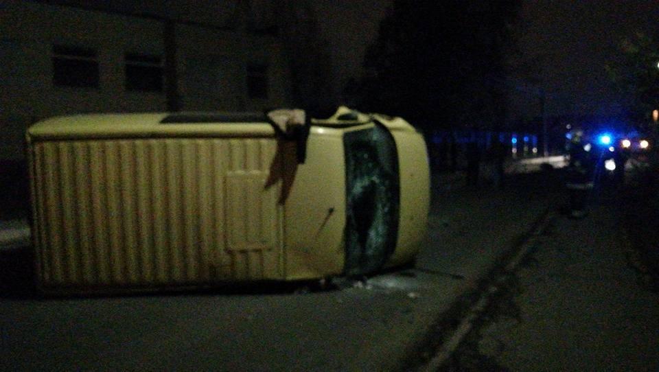 Моторошне зіткнення автомобілів у Хмельницькому: в аварії постраждала дитина (Фото), фото-3