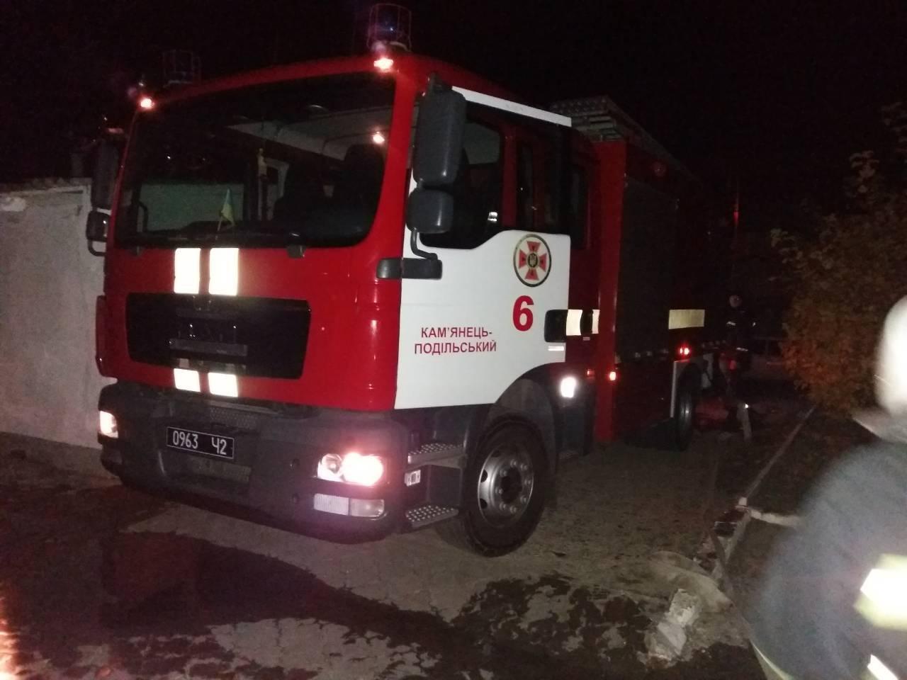 На Хмельниччині під час гасіння пожежі у гуртожитку коледжу евакуйовані 150 студентів (Відео, Фото), фото-4