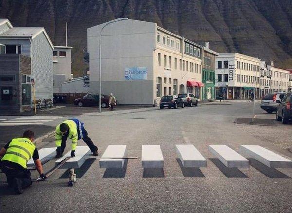 Ти не зіб'єш: 3D-зебра не дає водіям вбивати пішоходів, фото-4