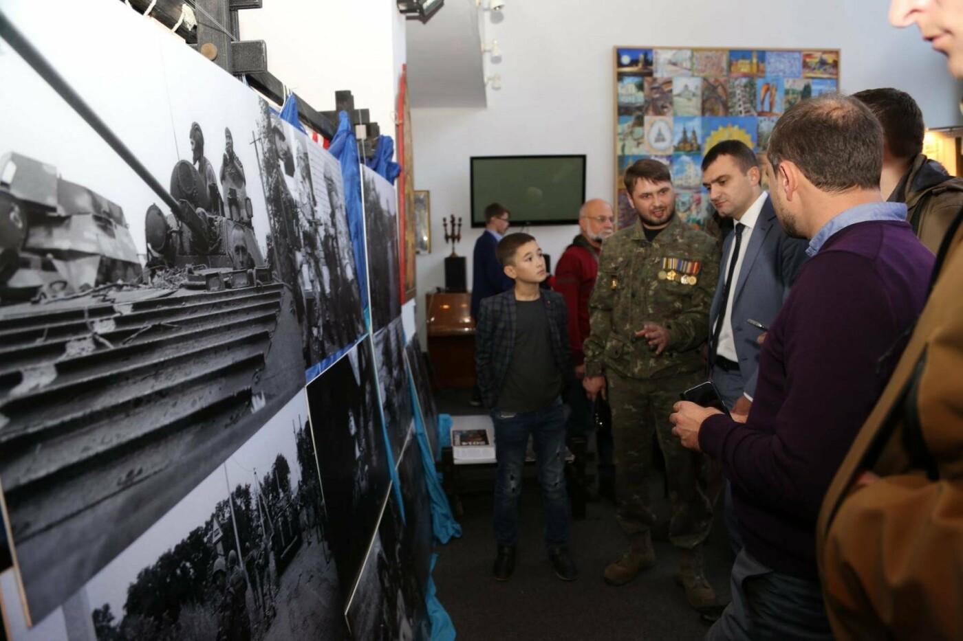 Хмельничанам показали світлини з Іловайська, фото-4