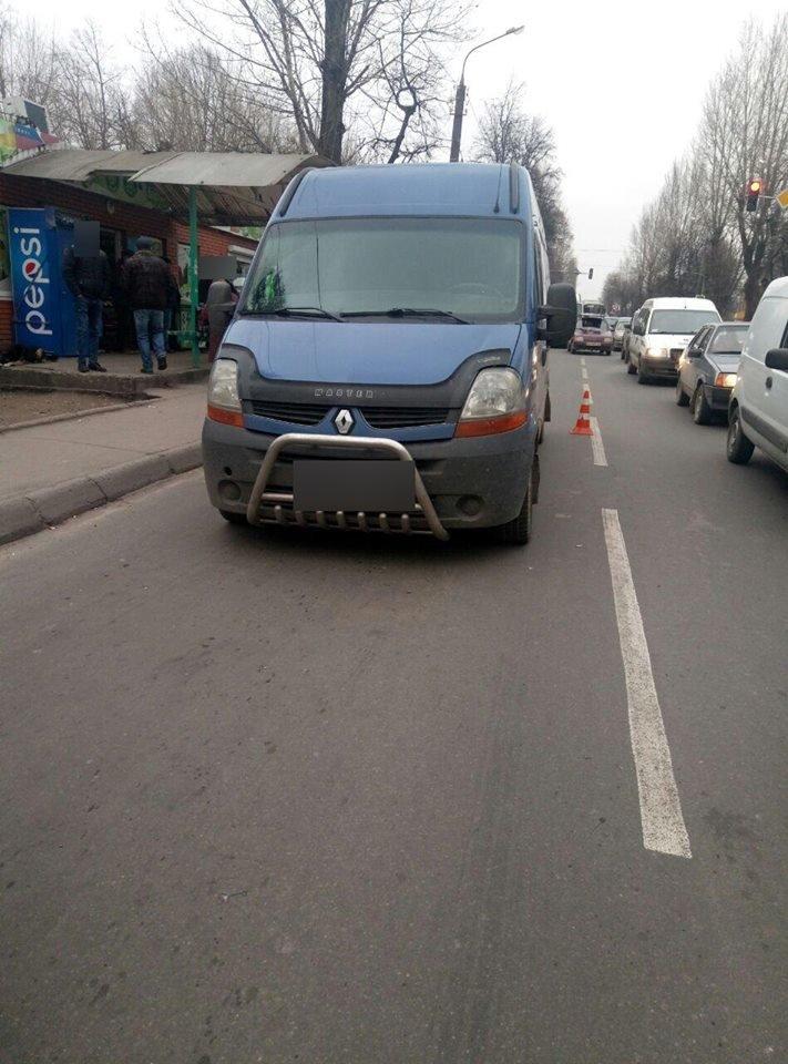 У Хмельницькому з інтервалом в кілька хвилин збили двох пішоходів (Фото), фото-1