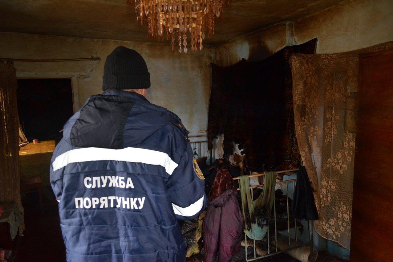 В пожежі  на Хмельниччині загинули двоє молодих людей (Фото), фото-1