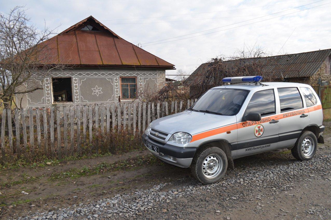 В пожежі  на Хмельниччині загинули двоє молодих людей (Фото), фото-2