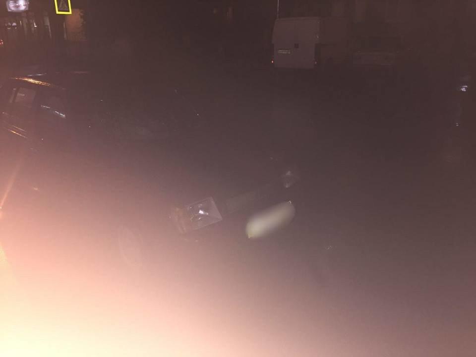 У Хмельницькому під колеса автомобілів потрапили два пішохода.ФОТО, фото-1