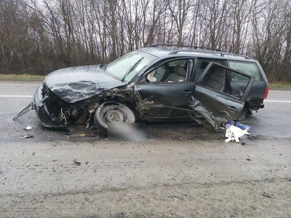 Вщент розтрощені авто: на Хмельниччині сталася потрійна ДТП. ФОТО, фото-1