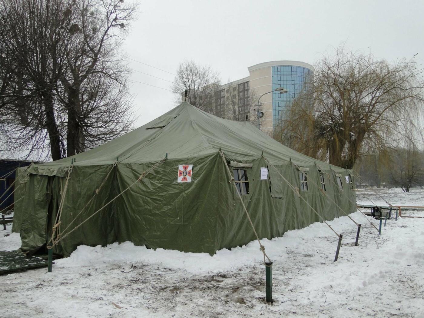 Через тонку кригу, на Водохреща у Хмельницькому в ополонку пірнатимуть з пірса. ФОТО. ВІДЕО, фото-3