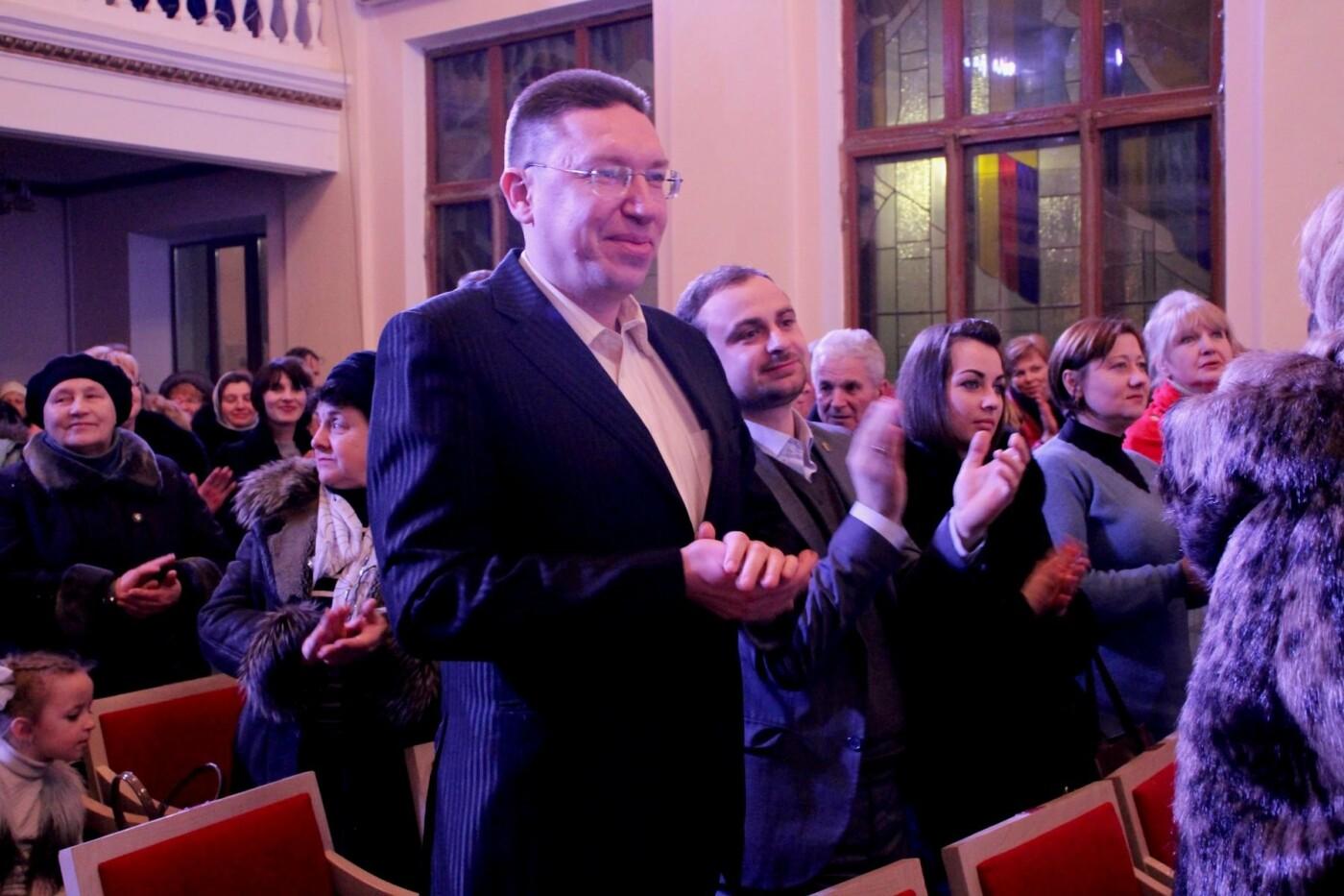 Різдвяна ораторія «Буковинське Різдво» цьогоріч знову прозвучала у Хмельницькому. ВІДЕО, фото-8