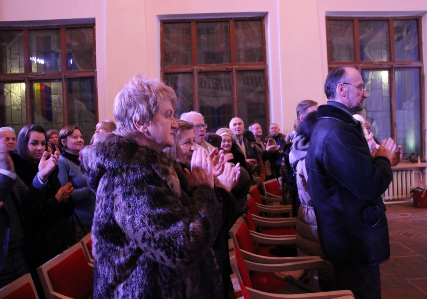 Різдвяна ораторія «Буковинське Різдво» цьогоріч знову прозвучала у Хмельницькому. ВІДЕО, фото-9