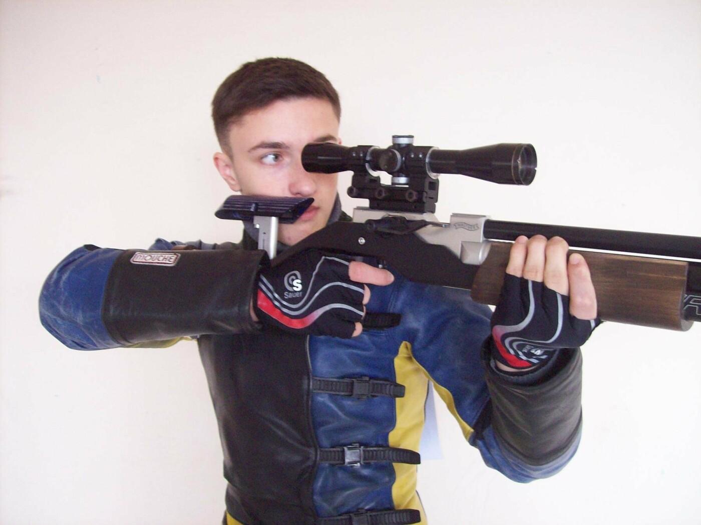 Хмельничани стали третіми в Україні з кульової стрільби, фото-2