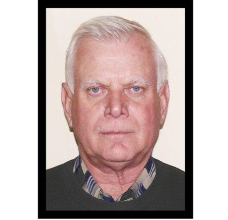 Інженер Валерій Кардаш. 64 роки.