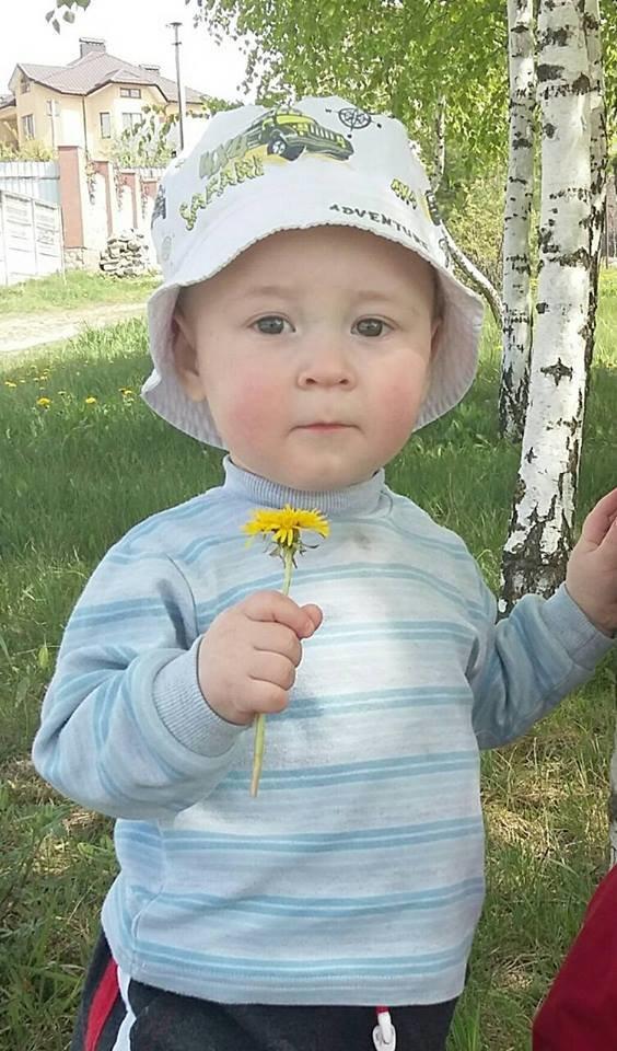 Маленькому Глібу з Хмельницького потрібна ваша допомога. ФОТО, фото-1