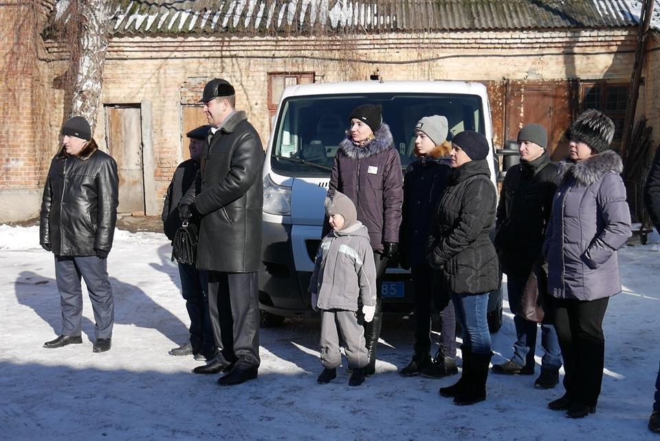 Ротація в зоні АТО: з Хмельницького на Схід відправилися правоохоронці. ФОТО, фото-1