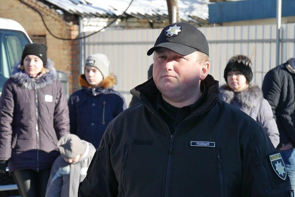Ротація в зоні АТО: з Хмельницького на Схід відправилися правоохоронці. ФОТО, фото-5