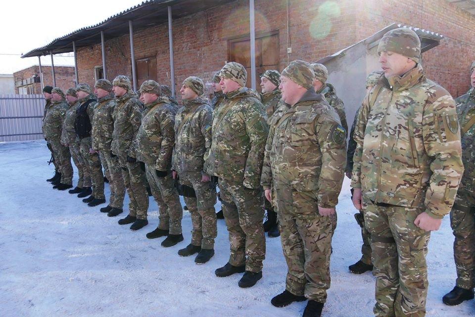 Ротація в зоні АТО: з Хмельницького на Схід відправилися правоохоронці. ФОТО, фото-3