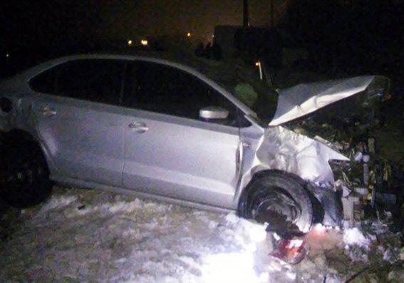 3,6 проміле та травмований  пасажир: стали відомі подробиці ДТП на Хмельниччині, фото-1
