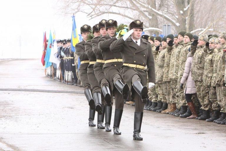 Подільські ліцеїсти взяли участь у всеукраїнських меморіальних заходах до 100-річчя бою під Крутами.ФОТО, фото-3