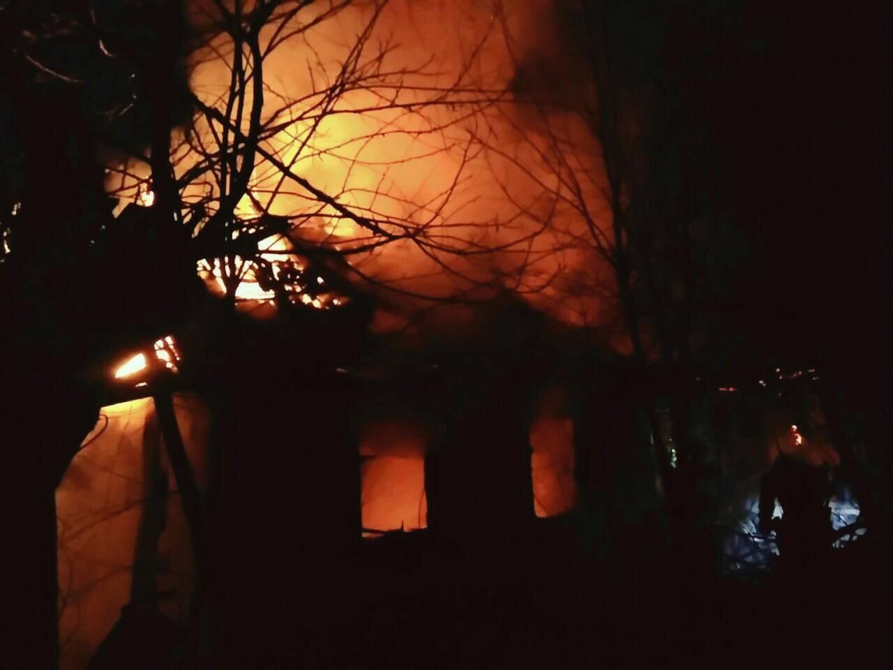Жахлива пожежа на Хмельниччині забрала з собою людське життя. ФОТО, фото-2