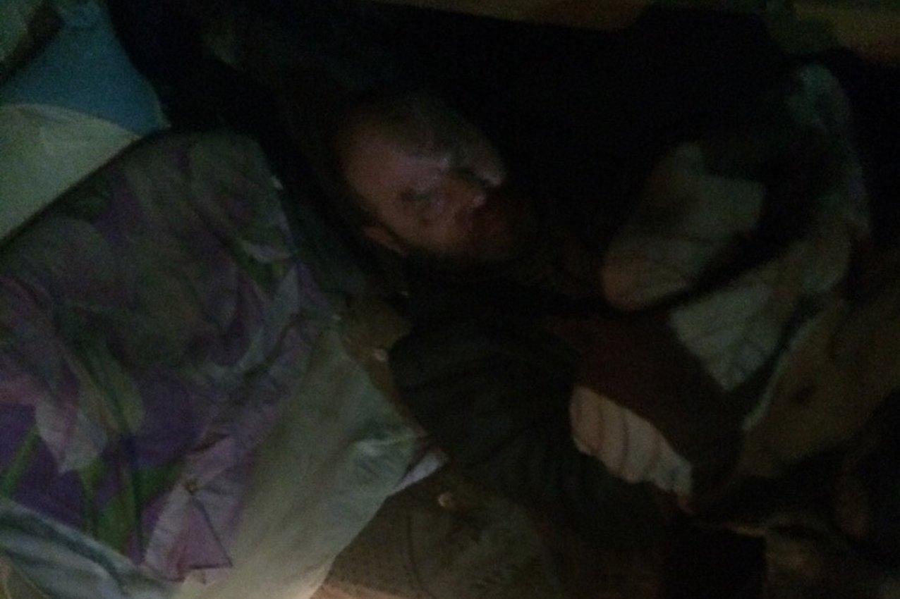 У Хмельницькому на пожежі в багатоповерхівки вогнеборці врятували чоловіка. ФОТО, фото-1