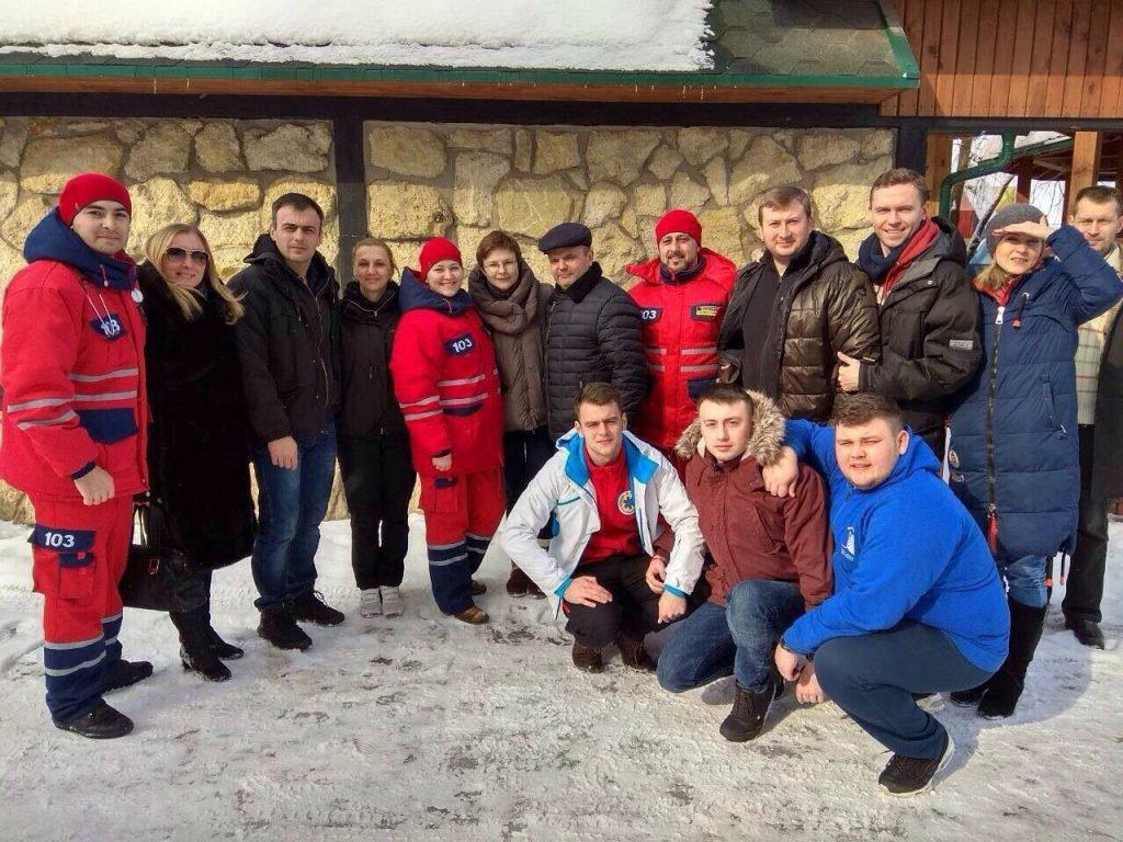 Подільські медики стали першими у Всеукраїнських змаганнях, фото-4