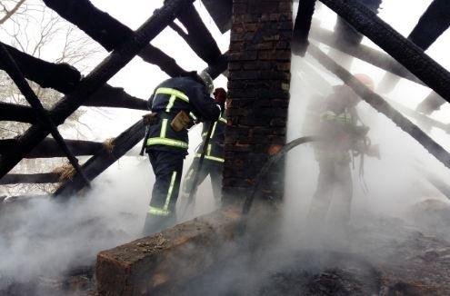На Хмельниччині згорів приватний будинок. ФОТО, фото-3